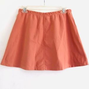 Nike Skirts - nike Dri-fit Dusty Rose Athletic Flare Skirt